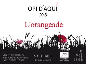 L'ORANGEADE 18